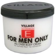 Crema de corp Vitamina E For Men Only 500 ml, fig. 1
