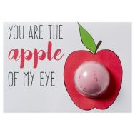 Felicitare You Are the Apple Of My Eye, Bomb Cosmetics, fig. 1