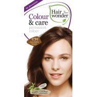 Vopsea par naturala, Colour & Care, 5.35 Chocolate Brown, Hairwonder, fig. 1
