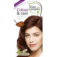 Vopsea par naturala, Colour & Care, 5.5 Mahogany, Hairwonder, fig. 1