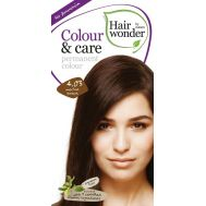 Vopsea par naturala, Colour & Care, 4.03 Mocha Brown, Hairwonder, fig. 1