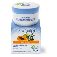 Crema intensiv hidratanta, ten matur cu papaya si masline, Naturissima, 50 ml, fig. 1