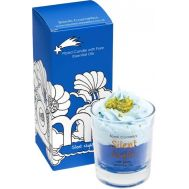 Lumanare parfumata, Silent Night, Bomb Cosmetics, 250 g, fig. 1