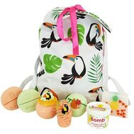 Set cadou Toucan Play At That Game, Bomb Cosmetics, fig. 1