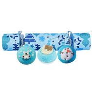 Set cadou All I want for Christmas is Blue Cracker, Bomb Cosmetic, fig. 1