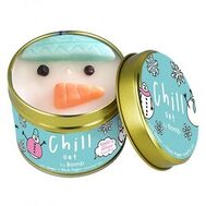 Lumanare parfumata Chill Out Scent Stories, Bomb Cosmetics, fig. 1
