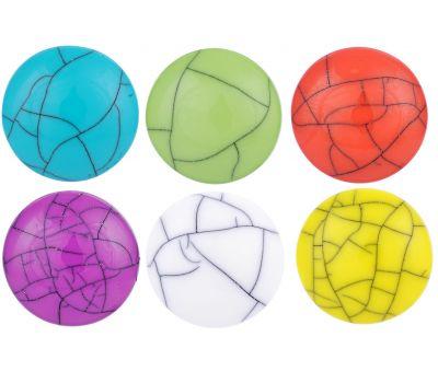 Bijuterie Buton Interschimbabil Cracks, fig. 1